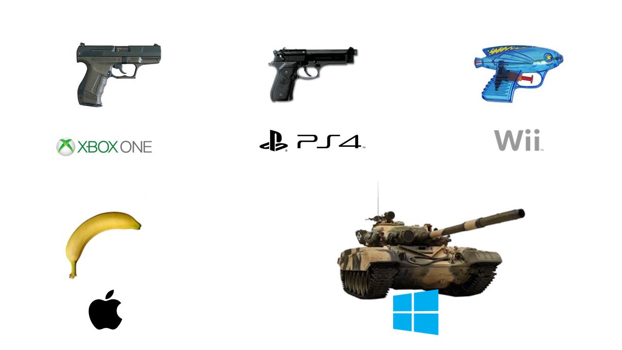 PC Gaming Wins